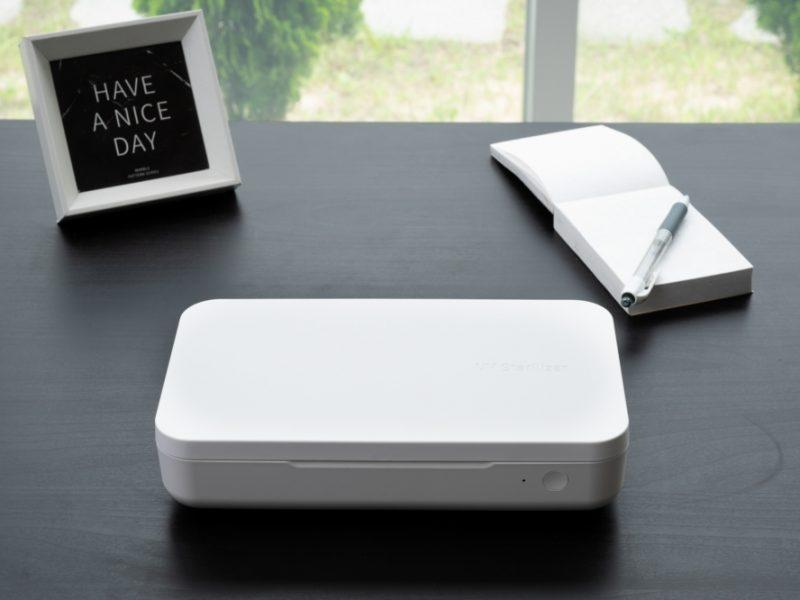 سامسونگ دستگاه UV برای ضدعفونی گوشی موبایل، هدفون بی سیم، مسواک، عینک و قلم معرفی کرد