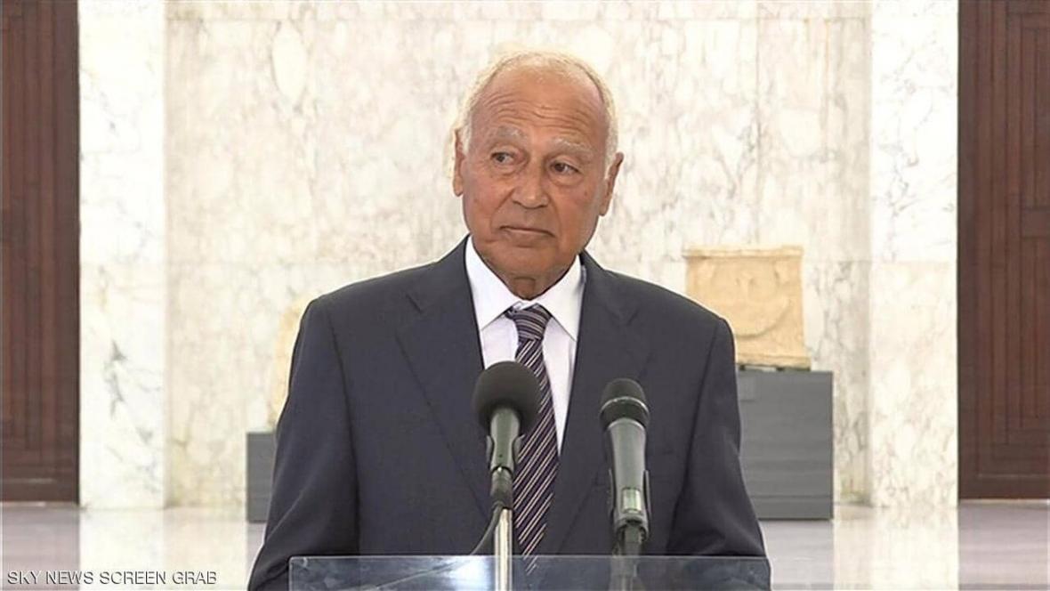اتحادیه عرب از طرح یاری همه جانبه به لبنان اطلاع داد
