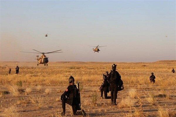 عملیات ضد تروریستی ارتش عراق در کرکوک، بازداشت 6 عنصر داعش