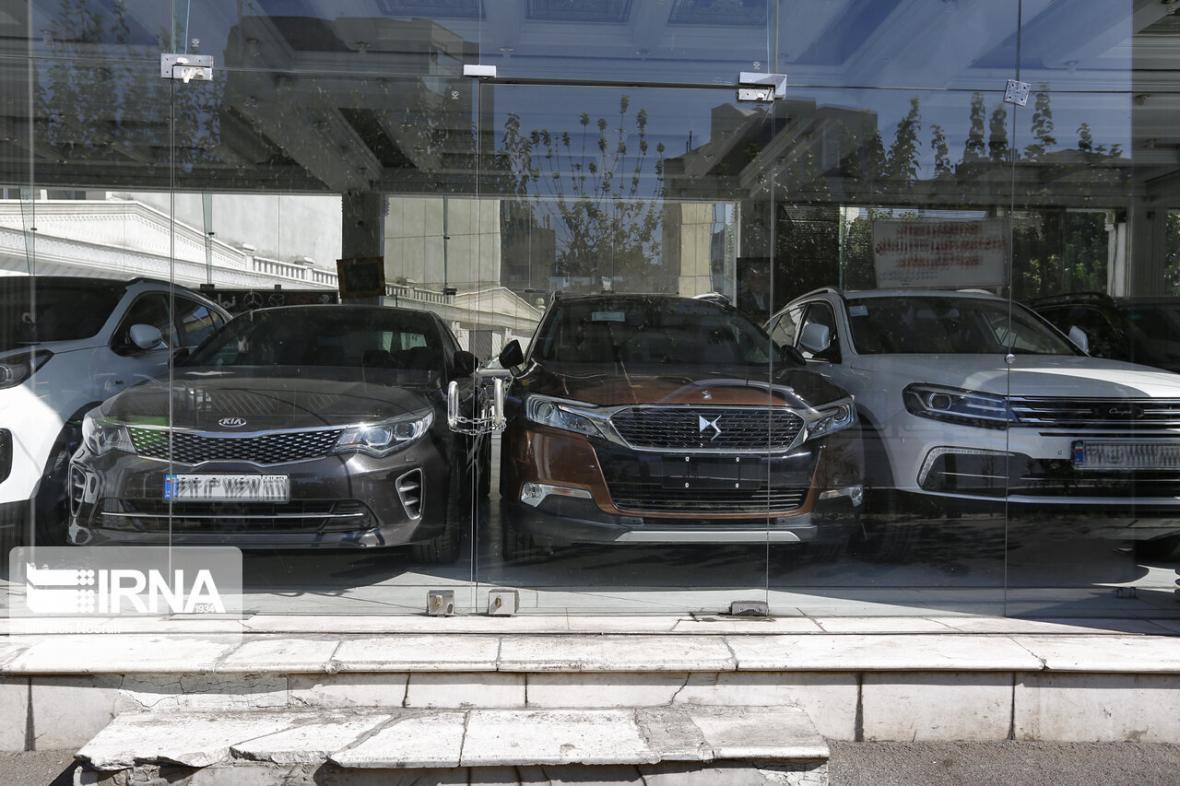 خبرنگاران کاهش التهاب بازار خودرو با اخذ مالیات بر عایدی سرمایه