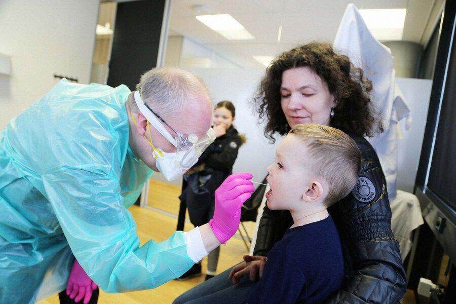 یک آنالیز در ایسلند ، آنتی بادی ضد کرونا تا چهار ماه پس از بهبودی در خون بیماران می ماند