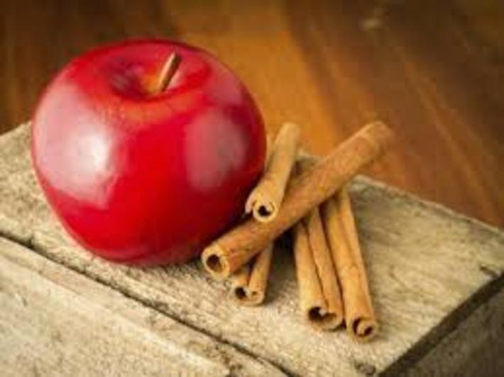 دمنوش سیب و دارچین دمنوش سیب و دارچین