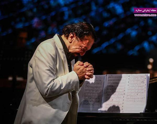 گزارشی از کنسرت ناصر چشم آذر