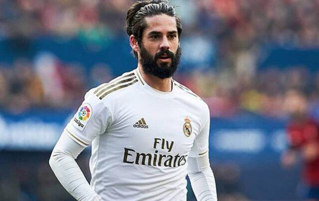 ایسکو رئال مادرید را ترک می نماید