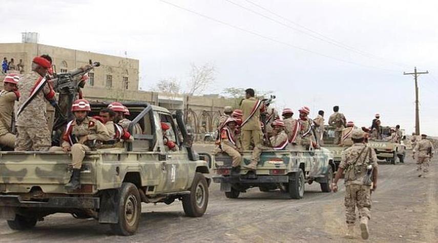 پنج نیروی شورای انتقالی جنوب یمن کشته شدند