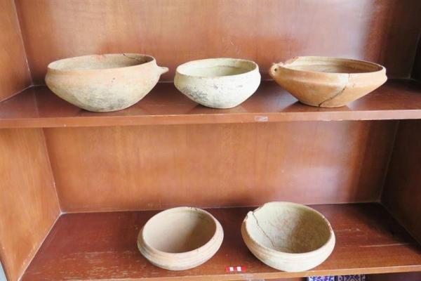 خبرنگاران پنج قطعه شی تاریخی با قدمت 2700 سال به میراث فرهنگی سلماس اهدا شد
