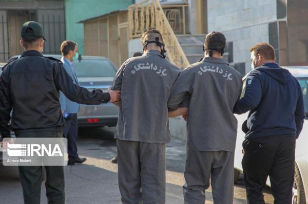 خبرنگاران سارقان مسلح در ماهشهر به دام افتادند
