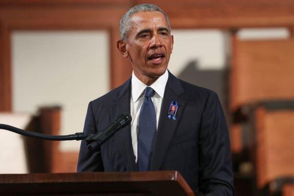 اوباما: ترامپ معترضان را به اعمال خشونت آمیز در کنگره تحریک کرد