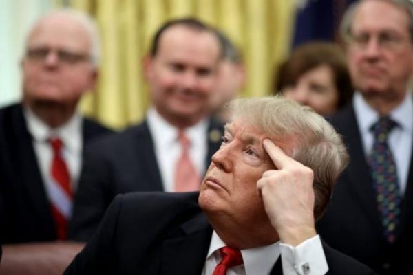 بیلویوسوف: دولت ترامپ 4 سال با دروغ مردم جهان را فریب داد