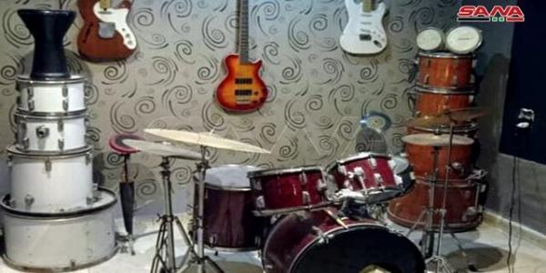 با موسیقی به جنگ داعش رفت