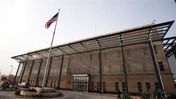 به صدا درآمدن آژیر خطر سفارت آمریکا در بغداد