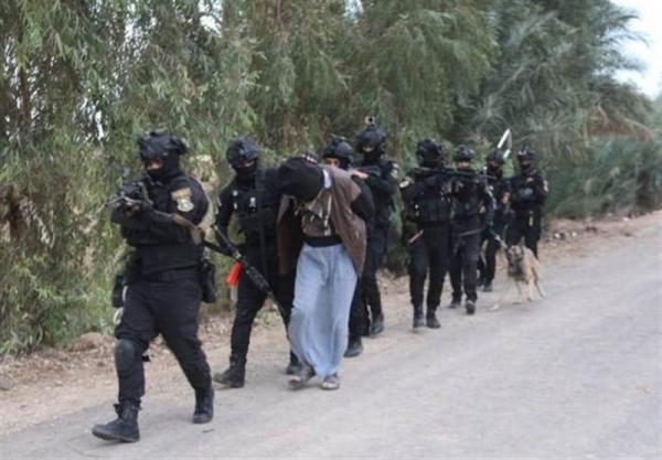 انهدام هسته تروریستی در صلاح الدین، حشد شعبی توطئه داعشی ها را خنثی کرد