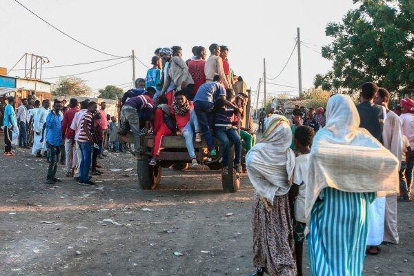 خشونت های غرب اتیوپی 7 هزار نفر را آواره کرد