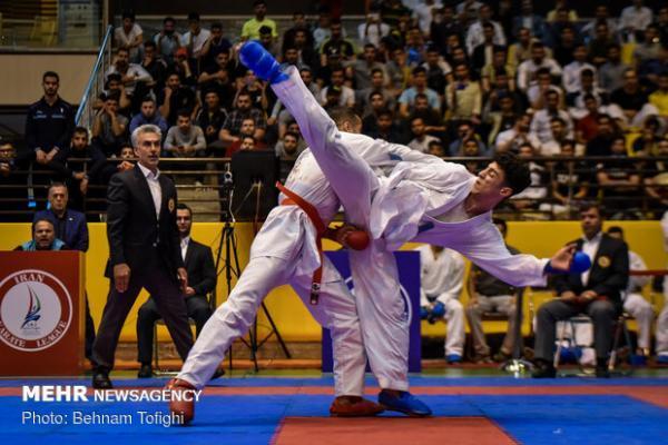 هفته دوم سوپر لیگ کاراته 18 فروردین برگزار می شود