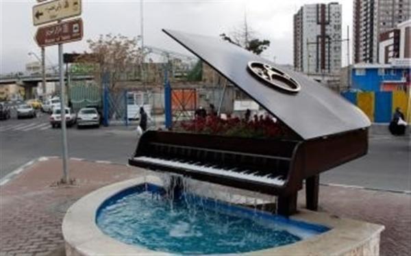 ماجرای برداشتن المان پیانو در تبریز چه بود؟
