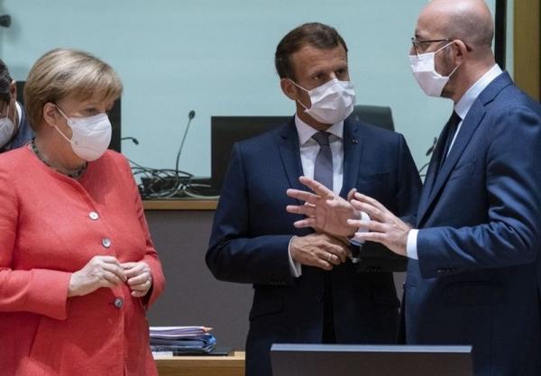 تداوم مناقشات سران اروپایی بر سر مسئله حفاظت از آب و هوا