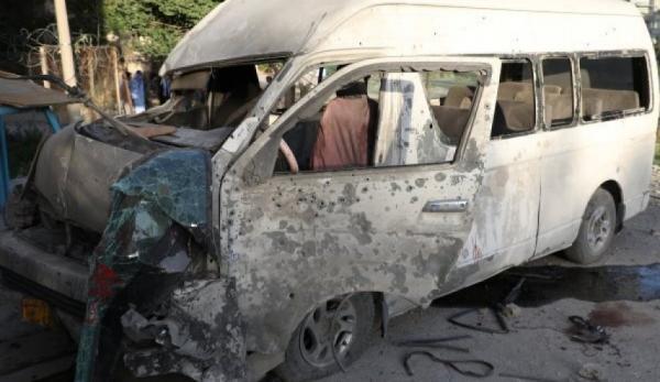 کشته و زخمی براثر انفجار اتوبوس در کابل