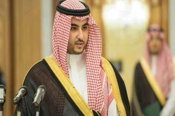 معاون وزیر دفاع عربستان با بلینکن دیدار کرد