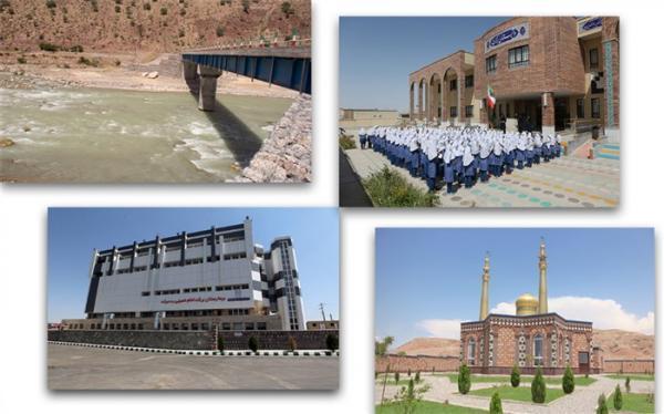 ساخت 700 مدرسه برکت در سال جاری