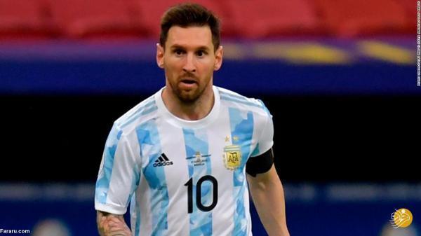 خلاصه بازی آرژانتین 4 ، 1 بولیوی؛ دبل لیونل مسی