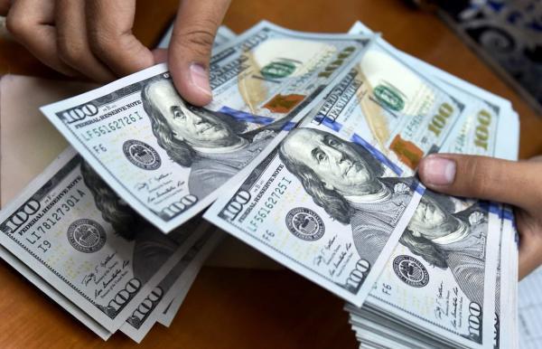 قیمت دلار امروز چهارشنبه 1400، 6، 31